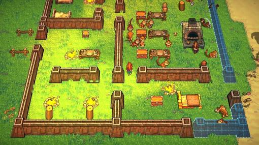 サルを操る謎多き島で生き残るオンライン対応のサバイバルアクションゲーム『The Survivalists』Nintendo Switch、PS4、Xbox One、Steamにて配信開始