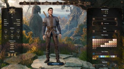 "『Baldur's Gate 3』で最も多く作成されている外見は……""Vault Dweller""!?"