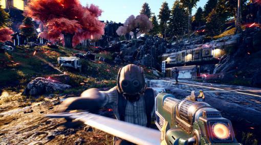プレイヤーの選択で運命が変わるSFアクションRPG『アウター・ワールド』Steam版が10月23日より配信!