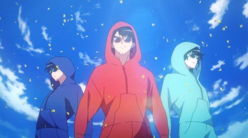 TVアニメ『体操ザムライ』オープニング・ムービー