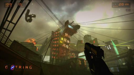 『Half-Life 2』を全く新しいサイバーパンクFPSに変貌させる大型Mod『G String』2020年10月17日に配信決定
