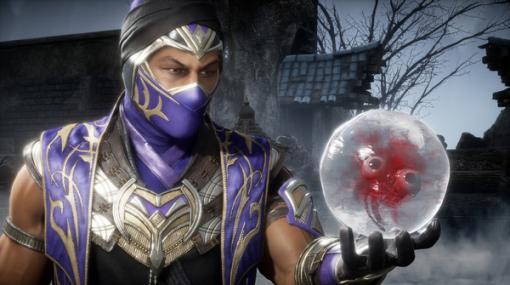 水と雷を操る半神「レイン」の姿を収めた『Mortal Kombat 11: Ultimate』トレイラー!