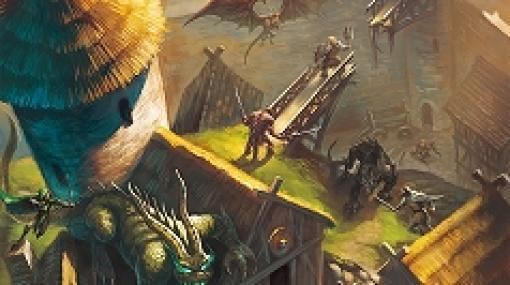 アークライトが3種類の新作ボードゲームを発売。「アンドールの伝説 リートブルク攻城戦 完全日本語版」など