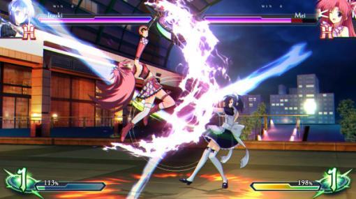 美少女格闘シリーズ7年ぶりの新作『ファントムブレイカー:オムニア』が2021年全世界同時配信!