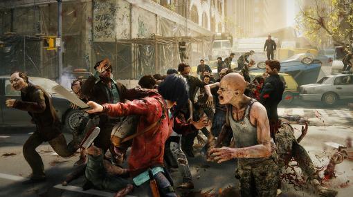 PS4用ソフト「WORLD WAR Z - GOTY EDITION」のローンチトレイラーが公開