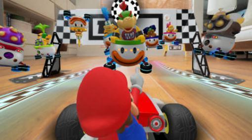「マリオカートライブホームサーキットマリオセット」、ゲオの新作週間売上ランキングTOP10で初登場1位に!