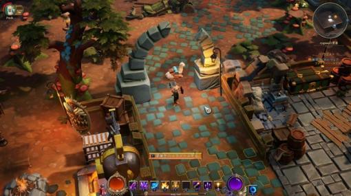 カジュアルなハクスラARPG『Torchlight III』ペットと共にダンジョンを探索し、要塞で暮らす【プレイレポ】