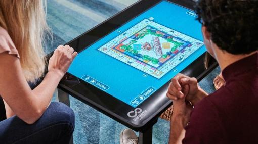 50種以上のボードゲームをタッチ操作で遊べるテーブル「Infinity Game Table」   ギズモード・ジャパン