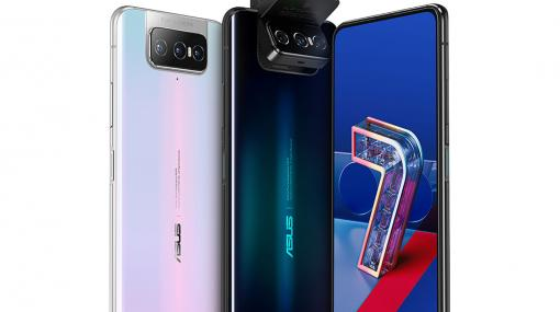 ASUS,「ZenFone 7」シリーズを国内発売。3眼式フリップカメラ搭載で動画撮影機能を強化