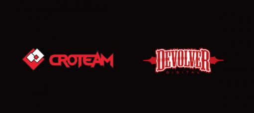 パブリッシャーDevolver Digitalが『Serious Sam』の開発元であるCroteamの買収を発表