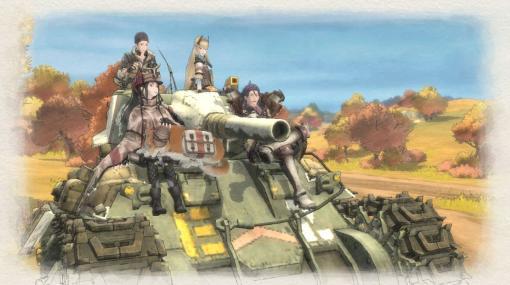シリーズ最新作がお得に楽しめる! PS4/Switch「戦場のヴァルキュリア4 新価格版」本日発売