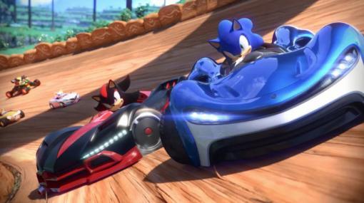 PS4/Switch「チームソニックレーシング」の新価格版が本日発売!シリーズ初のハイスピードチームバトルレーシングがお得に
