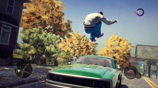 PS4『セインツロウ ザ・サード:リマスタード』紹介&先行プレイレビュー。荒唐無稽なクライムアクションは、どのように生まれ変わったのか