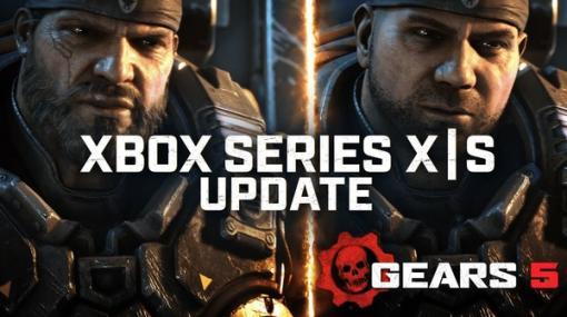 野獣バティスタでのキャンペーンプレイも!『Gears 5』次世代対応アップデートトレイラー