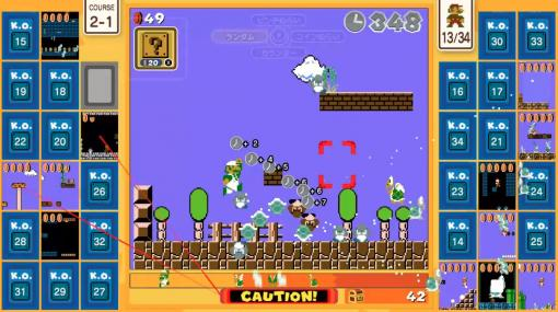 Nintendo Switch『マリオ35』でルイージ解禁。『FF14』南方ボズヤ戦線に燃えた。『Disc Room』にハマる。『The Red Lantern』の誤解を解きたい。今週のゲーミング