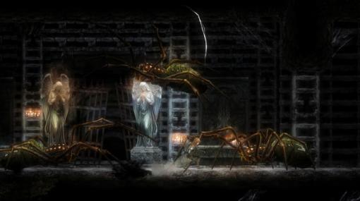 開発メンバーの一人は昆虫と触手が大好き―2DアクションホラーRPG『Vigil: The Longest Night』開発者ミニインタビュー