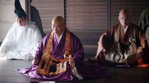 麒麟がくる:ベテラン声優・緒方賢一が2度目の大河 第29回に「僧正」役で登場 - MANTANWEB(まんたんウェブ)
