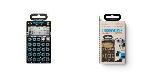 「ストII」のボイスや「ロックマン」のサウンドで作曲できる。teenage engineeringがカプコンとコラボした小型シンセを発表