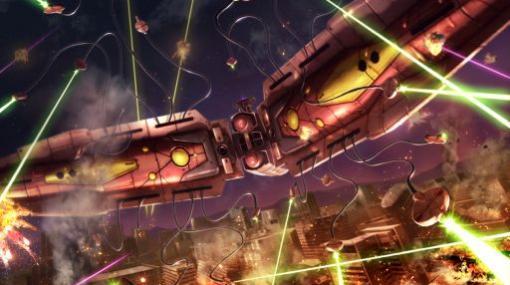 """「ガンダムジオラマフロント」でリプレイド作戦""""宇宙革命軍の亡霊""""が発令。ほかの司令官と協力してパトゥーリアを撃破しよう"""