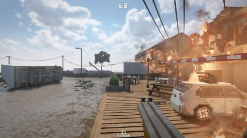 ぶっ壊し泥棒サンドボックス『Teardown』Steam早期アクセス配信開始され、早速ヒット中。頭脳と破壊がもたらす泥棒劇
