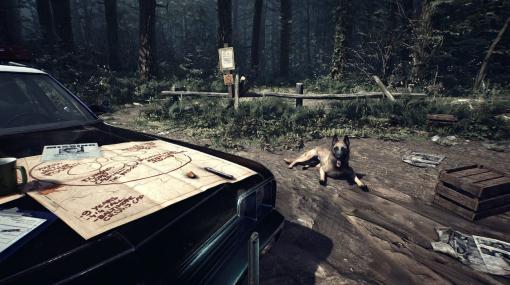 サイコロジカルホラー『Blair Witch』PC版がEpic Gamesストアで無料配布中。忠犬と一緒に魔女の森を捜査