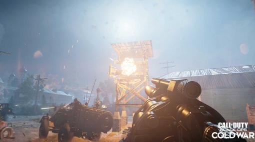 『Call of Duty: Black Ops Cold War』のファイルは相変わらず巨大。PC版で全モードを遊ぶには175GB必要、最高条件での容量は250GBにおよぶ