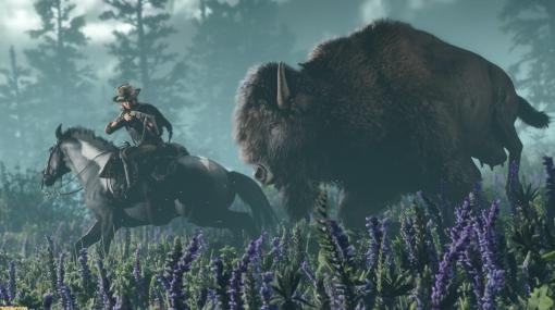 『レッド・デッド・オンライン』ロックスター・ゲームス国内独占インタビュー。自然探求家を始めとする設計思想に迫る