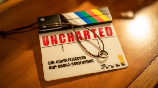 """ハリウッド実写映画『アンチャーテッド』撮影終了!マーク・ウォルバーグ氏が""""サリー""""と思われる姿もインスタで公開、全米公開は2021年7月"""