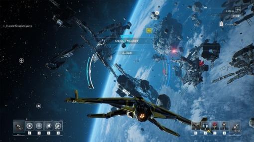 『サイバーパンク2077』避け―宇宙オープンワールド『EVERSPACE 2』早期アクセスを21年1月に延期、クローズドベータを早期開始