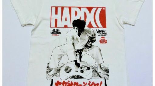 せがた三四郎がTシャツになって大復活! 「セガサターン、着ろ!」