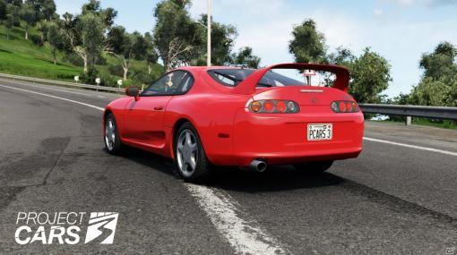 「Project CARS 3」90年代を風靡した日本のスポーツカーが登場!有料DLC第1弾「レジェンズパック」が配信開始