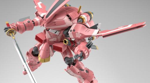 『霊子戦闘機・試製桜武 (天宮さくら機)』は背面武装の展開も再現。初穂が搭乗する無限も発売決定