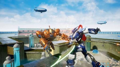 ロボ乱闘ACT『Override 2: Super Mech League』海外12月22日リリース!DLCで「ULTRAMAN」キャラも参戦