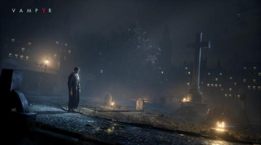 吸血鬼ARPG『Vampyr』国内PS4/スイッチ版の発売が12月24日へ延期―新型コロナの影響により