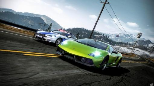 PS4/Xbox One/PC版「Need for Speed:Hot Pursuit Remastered」が本日発売!5つのDLCパックを収録