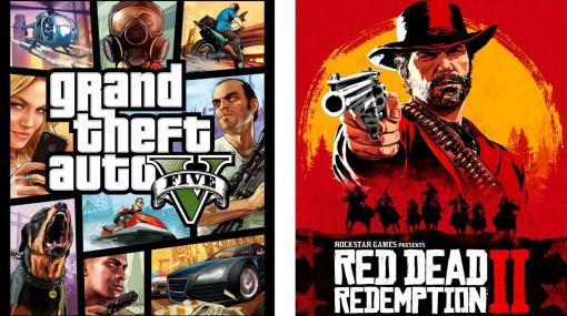 ロックスター・ゲームスタイトルの後方互換対応状況が公開。「GTAV」「RDR2」「L.A.ノワール」などがPS5/Xbox Series Xでプレイ可能へ