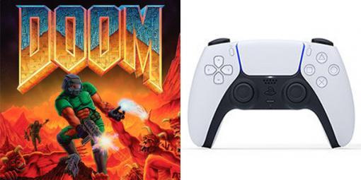 PS5コントローラー「DualSense」で『Doom』のテーマ曲を再生する猛者が現る