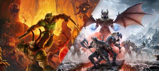 『DOOM Eternal』『The Elder Scrolls Online』次世代機版への無料アップグレードに関するFAQが公開