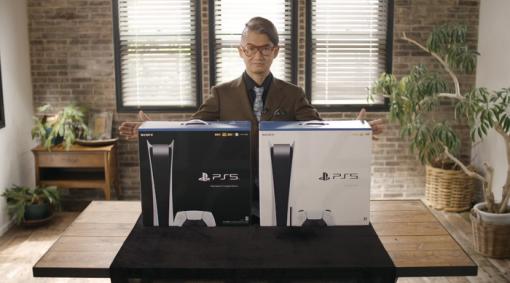 『プレイステーション5』公式によるパッケージ開封の解説動画が公開!