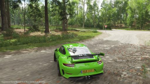 Xbox Series X向けに最適化された「Forza Horizon 4」を紹介するトレイラーが公開