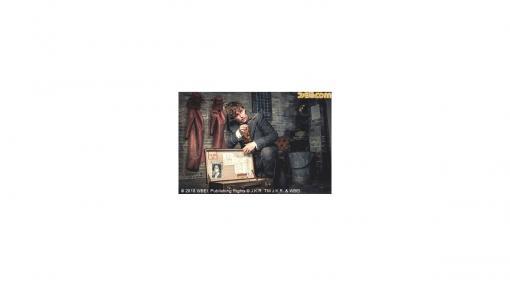 【金曜ロードショー】映画『ファンタスティック・ビーストと黒い魔法使いの誕生』本日(11月13日)19時56分から放送! 『ハリー・ポッター』から約70年前を描く作品が地上波初登場!!