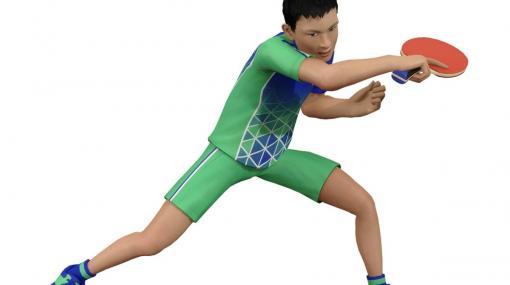 「東京2020オリンピック The Official Video Game」卓球に張本智和選手と福原愛選手、ビーチバレーボールに坂口佳穂選手と村上礼華選手が登場!