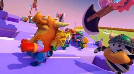 『Fall Guys』Steam版の売り上げが1000万本を突破、配信から3か月で大台達成。いたずらガチョウ『Untitled Goose Game』とのコラボも実施