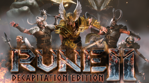 北欧神話ヴァイキングARPG『RUNE II: Decapitation Edition』Steamにてリリース