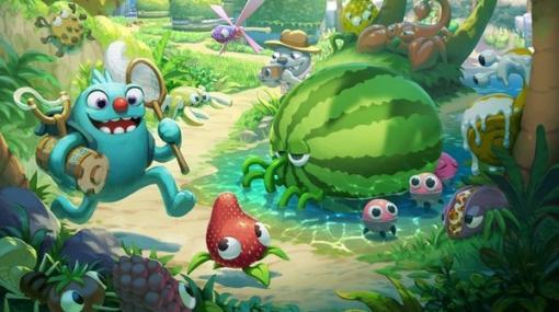 PS5初のPS Plus会員向けフリープレイタイトル『Bugsnax』プレイレポ―虫と食べ物が融合した奇妙な生き物を捕まえろ!
