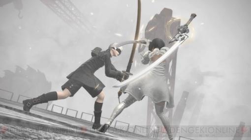 "『FF14』""YoRHa: Dark Apocalypse""グラフィックインタビュー前編・職人技で新たに構築された『ニーア』世界"
