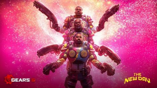 海外プロレスWWEの人気ユニット「ニュー・デイ」が『Gears 5』に参戦!