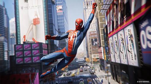 【朗報】PS4『マーベル スパイダーマン』累計販売本数が2000万本を突破したことが判明!「ラストオブアス」と並ぶSIEのヒット作に