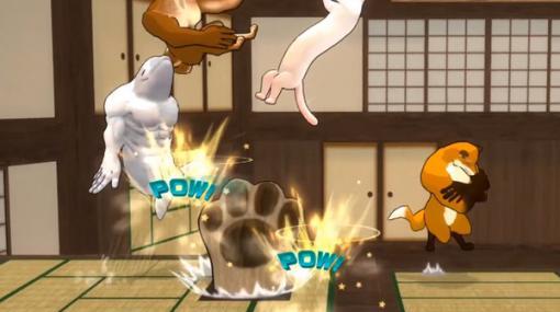 ミーム動物格闘ゲームがスマブラ系に!『Fight of Animals: Arena』発表