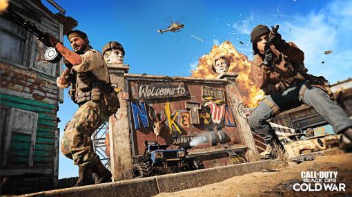 """「コール オブ デューティ ブラックオプス コールドウォー」のマルチプレイ専用マップ""""Nuketown'84""""が11月25日に実装。最新トレイラーを公開"""
